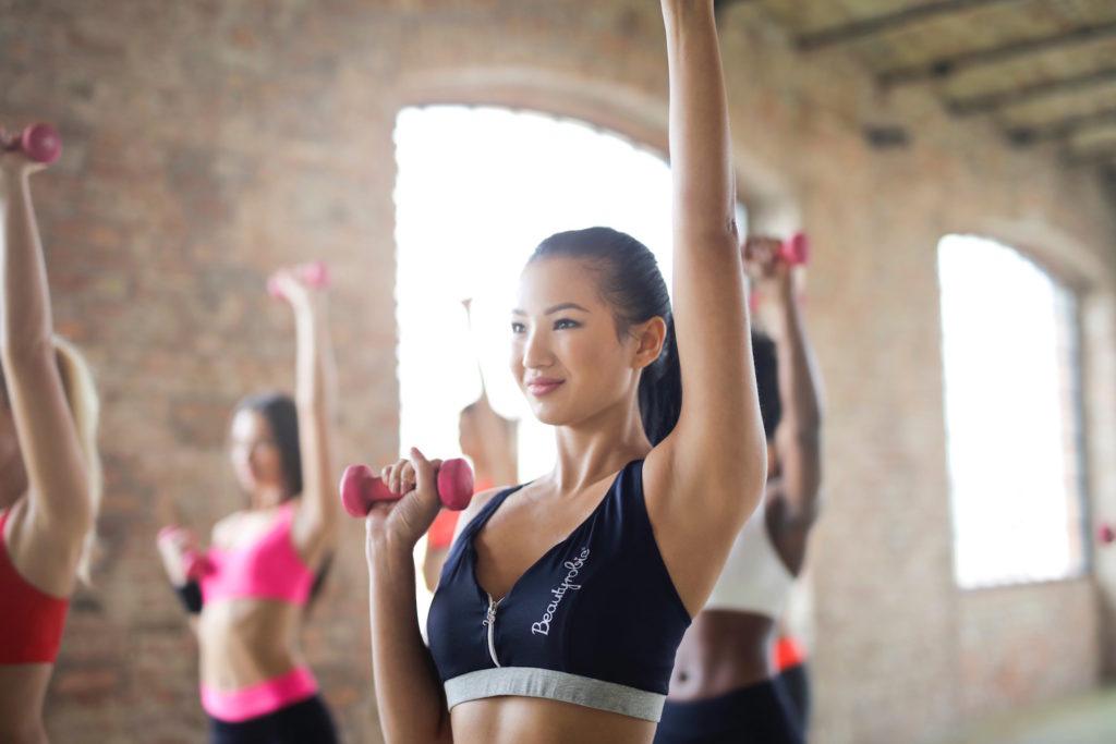 Concept unique - Lady Fitness